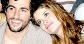 Alinne Moraes e Felipe Simão namorando