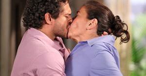 Griselda e Guaracy Fina Estampa casamento