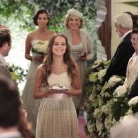 Fotos do casamento de Letícia e Juan Guilherme em Fina Estampa; cerimônia do casamento tem detalhes perfeitos