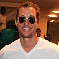 Em entrevista, americano Matthew McConaughey brinca sobre aprender a falar em português e destaca cinema brasileiro