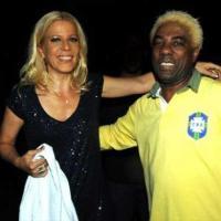Os 30 anos de Kid Abelha foram comemorados com show no Citibank Hall, no Rio de Janeiro, neste sábado