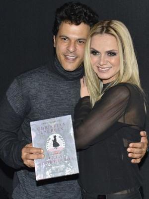 Eliana e João Marcelo Boscolli