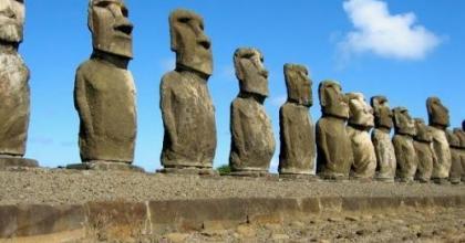 Conhecida como 'umbigo do mundo', a Ilha de Páscoa continua sendo um grande mistério