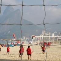 Praia de Ipanema é um lugar maravilhoso e cartão postal dos cariocas