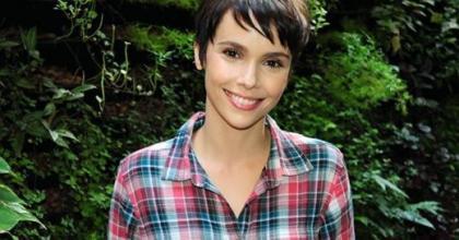 Débora Falabella curtiu a Festa Junina da novela Avenida Brasil, da Rede Globo, com o namorado Daniel Alvin