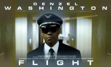 Flight, novo filme com Denzel Washington