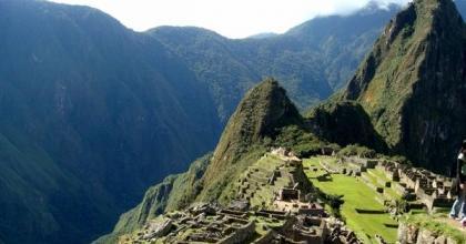 Machu Picchu é considerado Patrimônio Mundial pela Unesco
