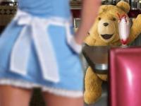 Fotos do ursinho Ted (Foto: Divulgação)