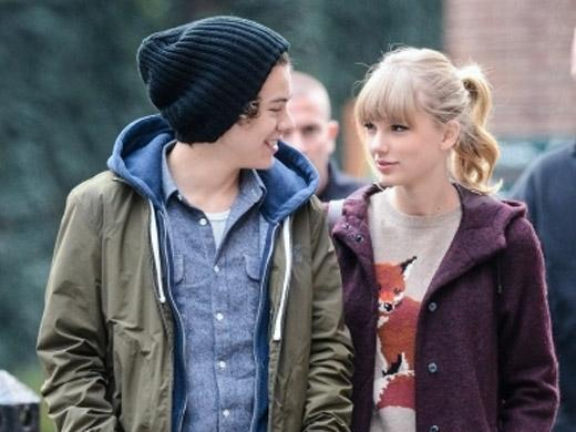 Taylor Swift e Harry Styles