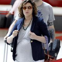 Maria Rita da à luz a uma menina, ela já é mãe de um menino chamado Antônio