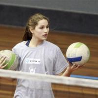 Filha de Xuxa Meneghel e Luciano Szafir fará parte da seleção de vôlei de praia sub-19
