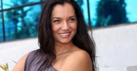Atriz Mônica Carvalho