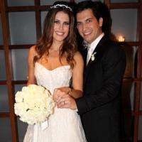Apresentadora do canal GNT, Ana Luiza Castro, se casa com empresário Pedro Navio