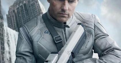 Filme de ficção-científica com Tom Cruise; assista o trialer de Oblivion