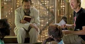 Hugh Laurie no filme Mr. Pip (Foto: Divulgação / Paramount Pictures)