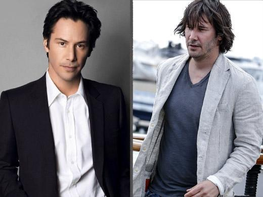 Keanu Reeves gordo