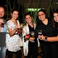 Colunista participa de inauguração da Cervejaria Devassa no Colinas Shopping de SJCampos - SP