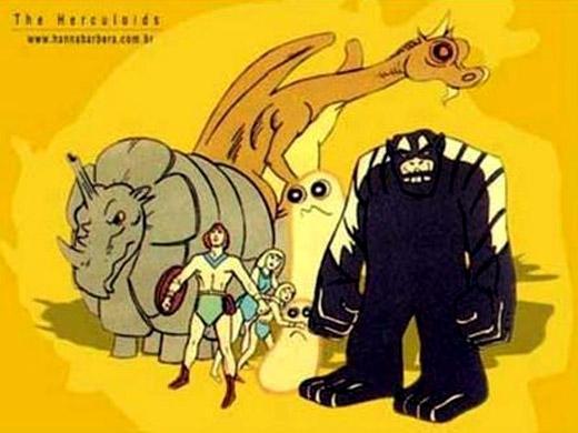 Os Herculóides