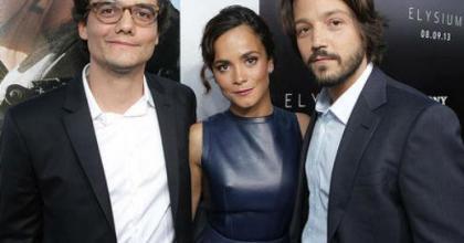 Filme Elysium tem pré-estreia nos Estados Unidos com Wagner Moura e Matt Damon