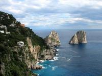 Monte Solaro: a vista mais alta da Ilha de Capri