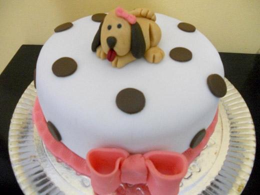 Festa de aniversário tema cachorro