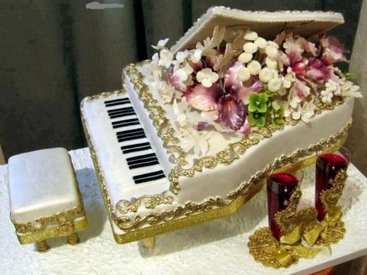 Aniversário tema piano