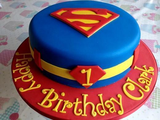 Aniversário tema Super Homem