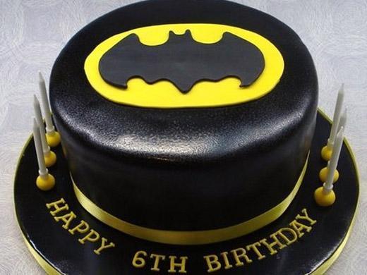 Festa de aniversário tema Batman