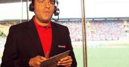 O narrador esportivo Guto Nejaim, do SporTV, está no filme Rush - No Limite da Emoção