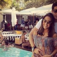 Filho de Claudia Raia e Edson Celulari está namorando mesmo? Mas quem é essa morena, hein?