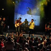 Confira as fotos do show de Bruninho e Davi em Caçapava (SP) na Estância Nativa Sertaneja