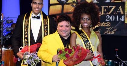 Nosso fotografo exclusivo da Coluna Social de OsPaparazzi, Gilberto Freitas, foi o fotografo OFICIAL do concurso Beleza Negra 2014 em São José dos Campos - SP