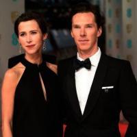 Casamento de Benedict Cumberbatch é realizado em igreja medieval da Inglaterra e sem paparazzis
