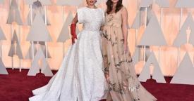 Vestidos Oscar 2015: Melhores moda fashion Oscars (Foto: Reuters)