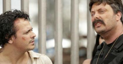 Filme Superpai, com direção de Pedro Amorim, tem Danton Mello, Dani Calabresa, Mônica Iozzi, ...