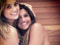 Flávia Alessandra na festa de aniversário da filha Giulia Costa (Foto: Reprodução/ Instagram)