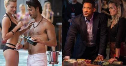 Will Smith e Rodrigo Santoro falam sobre o filme Golpe Duplo (Focus), já nos cinemas; e as críticas?