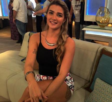 Aline Gotschalg BBB 15 ex-BBB Encontro com Fátima Bernardes