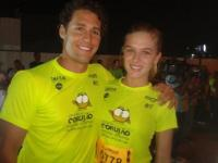 Flávio Canto e a ex-mulher Fiorella (Foto: Divulgação/ Reprodução/ Instagram/ Rede Globo)