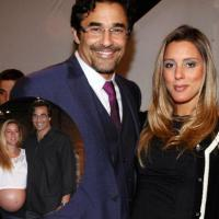 Filho Mikael Szafir é fruto do casamento de Luhanna Melloni e Luciano Szafir