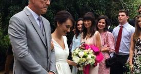 Casamento Pedro Bial e Maria Prata (Foto: Reprodução/ Instagram)