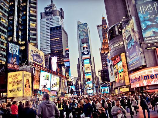 Times Square em New York