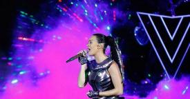 Katy Perry show Rock in Rio 2015 (Foto: Getty Images)
