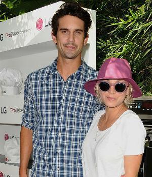 Kaley Cuoco e Ryan Sweeting casamento separação