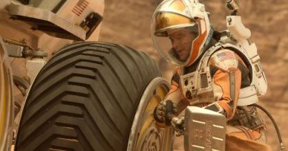 Filme Perdido em Marte tem direção de Ridley Scott, com Matt Damon e Jessica Chastain