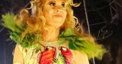 Acompanhe biografia da Joelma do Calypso, estrela de shows com ingressos esgotados
