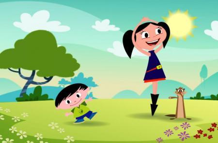 Show da Luna melhores desenhos para filhos