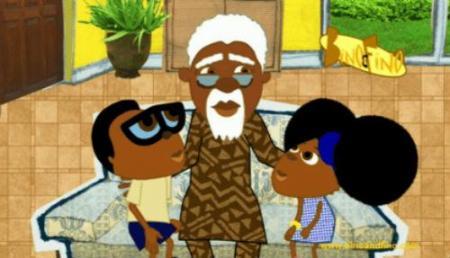Bino e Fino África melhores desenhos