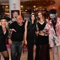 Moderno boliche promove noite arrepiante de Halloween no Vale Sul Shopping, com área infantil e jogos para todas as idades em SJCampos - SP