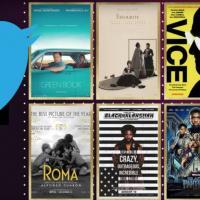 O tradicional limite dos 140 caracteres para mostrarmos os indicados ao Oscar 2019